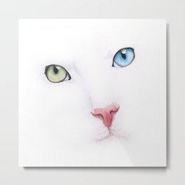Heterochromia Metal Print