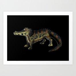 caihund Art Print