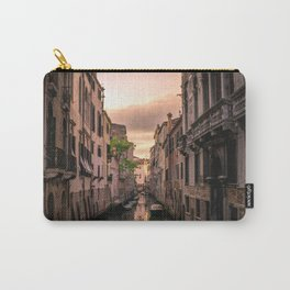 Canal of Venice Carry-All Pouch