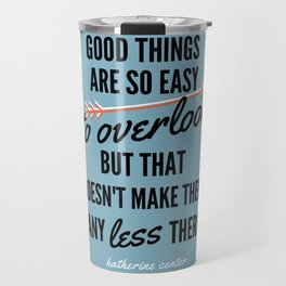 GOOD THINGS Travel Mug