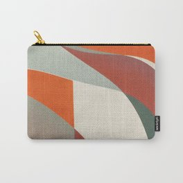 Waved Carry-All Pouch