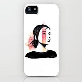 Björk iPhone Case