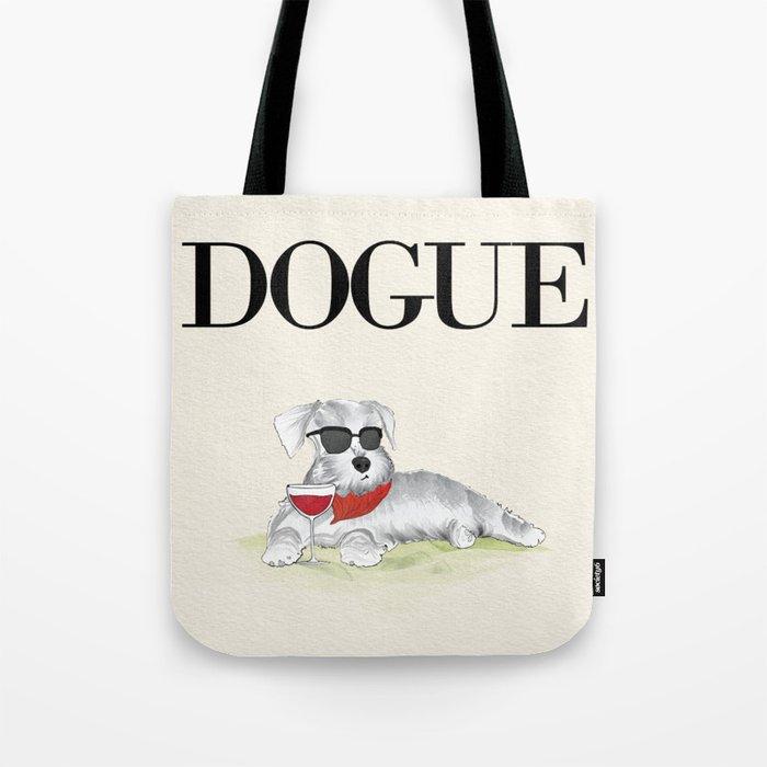 Dogue Tote Bag