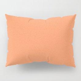 Atomic Tangerine Pillow Sham