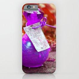 Love Potion- Purple Palette iPhone Case