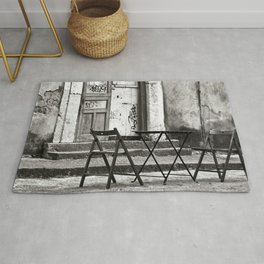 Just Two Chairs of Catania in Sicily Rug
