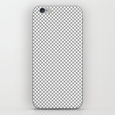 Grid 01 iPhone & iPod Skin