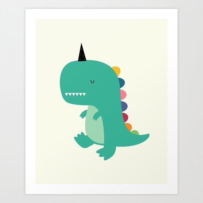 Dinocorn Kunstdrucke