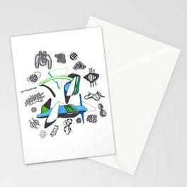 paraphysics Stationery Cards