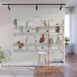 little song Wall Mural