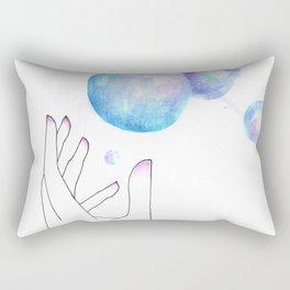Catching dreams Rectangular Pillow