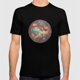Riding in Space T-shirt