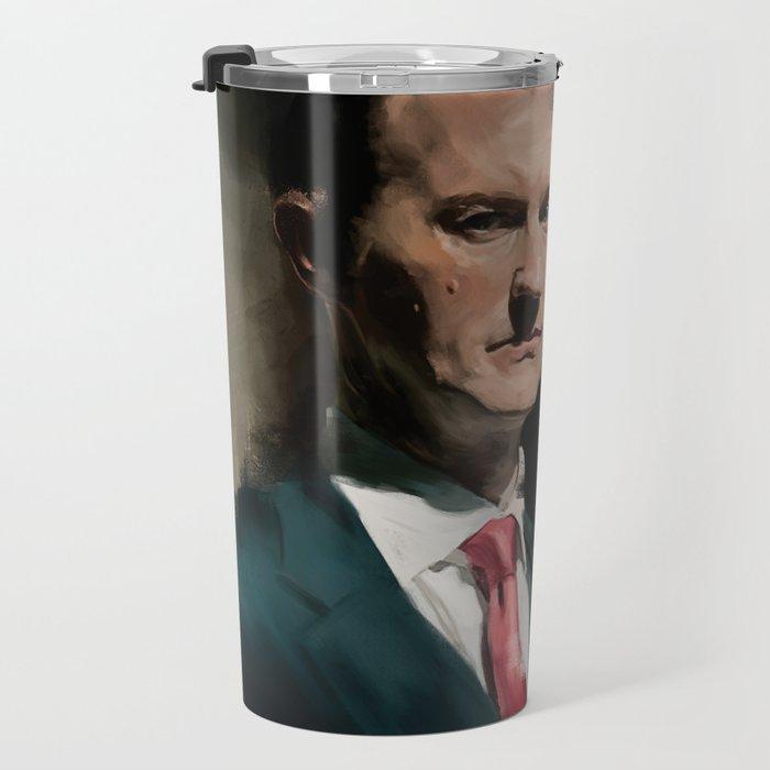 Mycroft H. Travel Mug