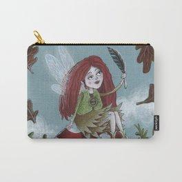 Autumn Fairy Carry-All Pouch