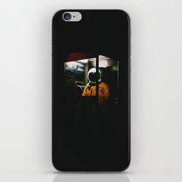 Phone Booth iPhone Skin