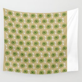 EVENS (pattern) Wall Tapestry