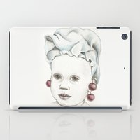 cherry iPad Cases featuring Cherry by VicFreyd