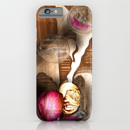 Discoursed Dialogue iPhone & iPod Case