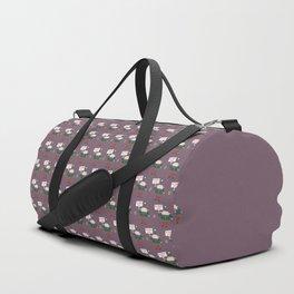Little Helpers on Strike (Patterns Please) Duffle Bag