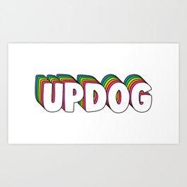What's Updog Meme Art Print