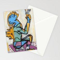 Establishing A Connection by Amos Duggan 2013 Stationery Cards