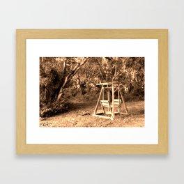 Unfulfilled Framed Art Print