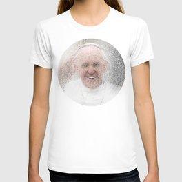ArcFace - Papa Francesco T-shirt