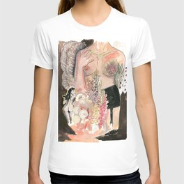 The Queen of Pinup T-shirt