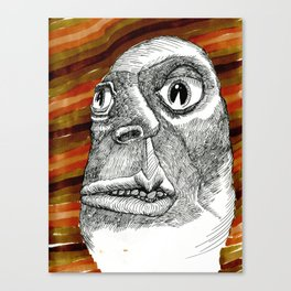 I Would Fuck a Mountain. Canvas Print
