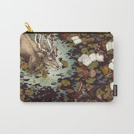 Bibliothecary Carry-All Pouch