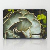 succulent iPad Cases featuring Succulent by Olivia Joy StClaire