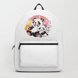 Happy Panda Backpack