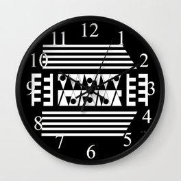 Gentle Persuasion Wall Clock
