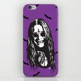 OZZY: Purple Sabbath iPhone Skin
