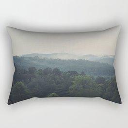 The Great Smoky Mountains Rectangular Pillow