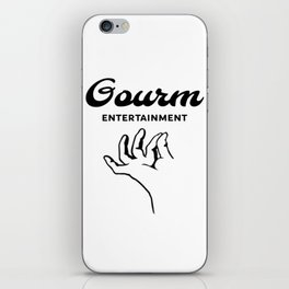 Gourm iPhone Skin