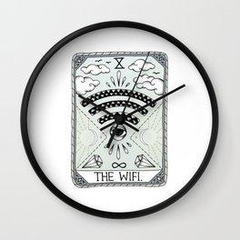 The Wifi Wall Clock