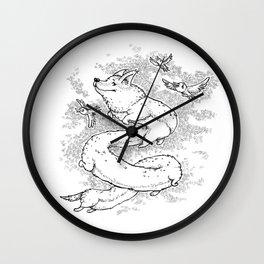 The longest companion Wall Clock