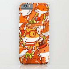 The Fox Family iPhone 6 Slim Case