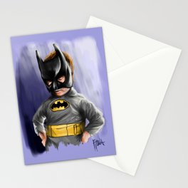 We can be heroes Stationery Cards