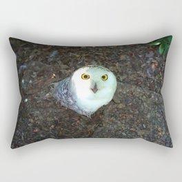Amazing Adorable Owl Ultra HD Rectangular Pillow