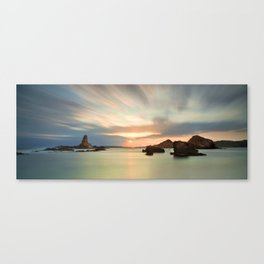 Cala Barril Canvas Print