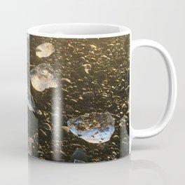Golden Ice Gems Coffee Mug