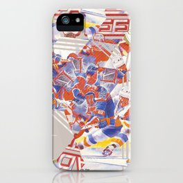 Blades of Steel Cover iPhone Case