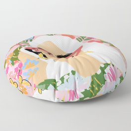 Fashion Is Calling Me Floor Pillow