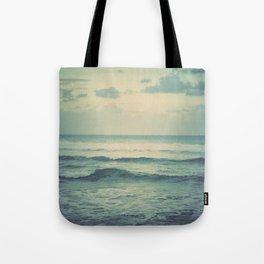 Evening Ocean Tote Bag