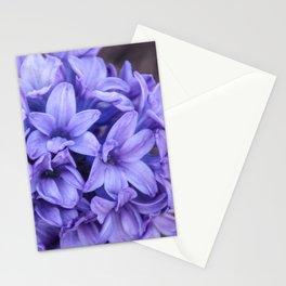 Purple Perfume Stationery Cards