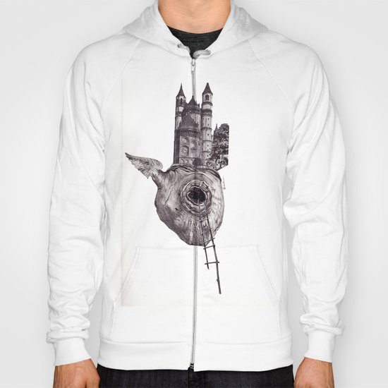 The Heart of The City Hoody