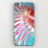 angel wings iPhone & iPod Skins featuring Angel Wings by ArtPrints