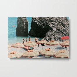 Monterosso Al Mare - Italy Metal Print